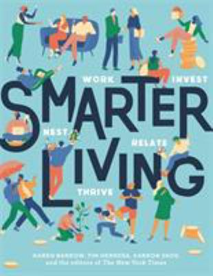 Smarter Living: Work - Nest - Invest - Relate - Thrive(book-cover)
