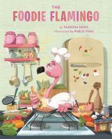 The foodie flamingo