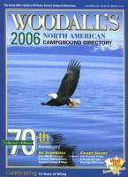 Woodall's the Campground Directory for North America 2008