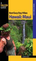 Best Easy Day Hikes, Hawaii, Maui