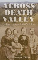 Across Death Valley