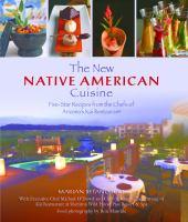 The New Native American Cuisine