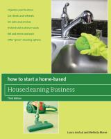 How to Start A Home-based Housecleaning Business
