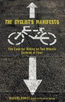 The Cyclist's Manifesto