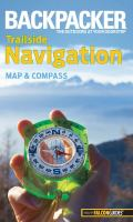 Backpacker Trailside Navigation
