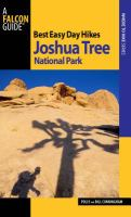 Best Easy Day Hikes, Joshua Tree National Park