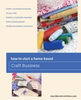 Image: How to Start A Home-based Craft Business