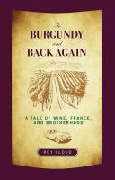 To Burgundy and Back Again