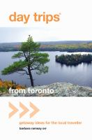 Halton and Beyond: Stories and Destinations