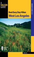 Best Easy Day Hikes, West Los Angeles