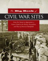 The Big Book of Civil War Sites