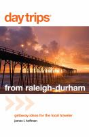 Day Trips From Raleigh-Durham