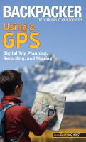 Backpacker Using A GPS