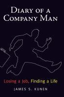 Diary of A Company Man