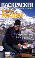 Backpacker Trailside Recipes