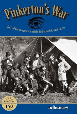 Cover image for Pinkerton's War