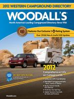 Woodall's Western Campground Directory : the Complete On-the-road Guide for Today's RV Enthusiast