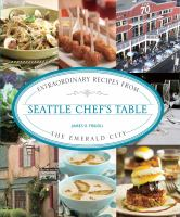 Seattle Chef's Table
