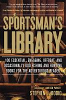A Sportsman's Library