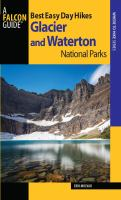 Best Easy Day Hikes, Glacier and Waterton Lakes National Parks