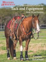 Horseman's Guide to Tack and Equipment