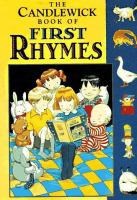 The Candlewick Book of First Rhymes