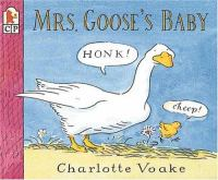Mrs. Goose's Baby
