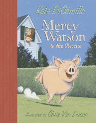 My First Book Club - Mercy Watson to the Rescue