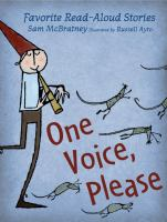 One Voice, Please