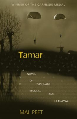 Tamar : [a novel of espionage, passion, and betrayal]