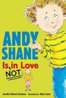 Andy Shane Is NOT in Love (#4)