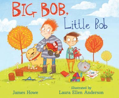 Cover image for Big Bob, Little Bob