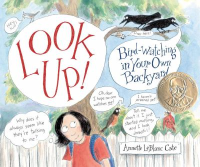 Cover image for Look Up!
