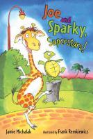 Joe and Sparky, superstars!