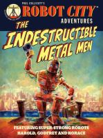 Paul Collicutt's Robot City Adventures