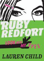 Ruby Redfort Look Into My Eyes