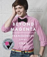 Beyond Magenta