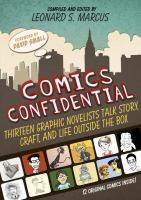 Comics Confidential