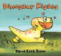 Dinosaur Kisses book cover