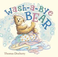 Wash-a-bye Bear