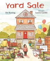 Cover of Yard Sale