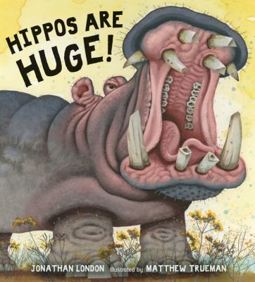 Cover image for Hippos Are Huge!