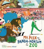 Panda-monium at Peek Zoo