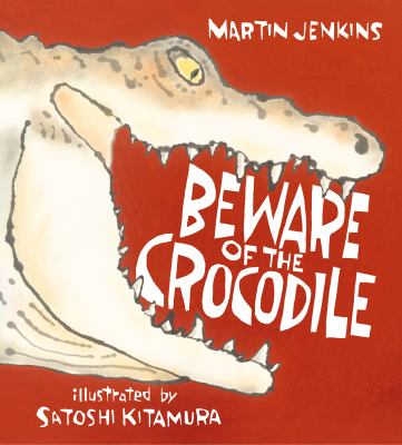 Beware of the Crocodile(book-cover)
