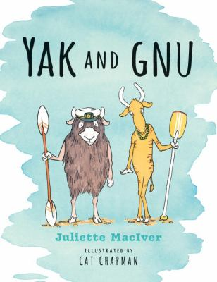 Cover image for Yak and Gnu