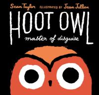 Hoot Owl Master of Disguise Book Cover