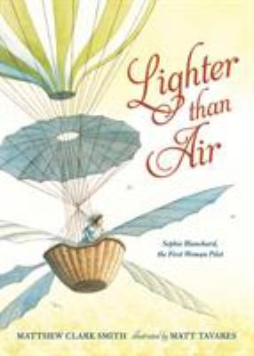 Cover image for Lighter Than Air