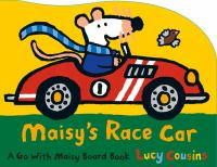 Maisy's Race Car
