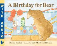 A Birthday for Bear