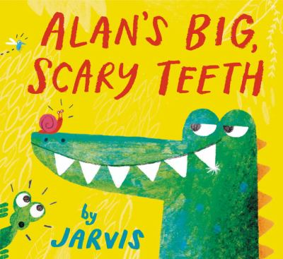 Cover image for Alan's Big, Scary Teeth